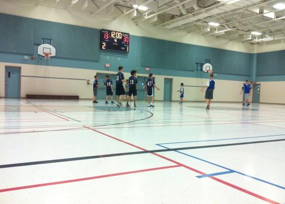 Rehoboth Christian School - Gym