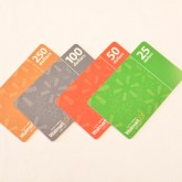Walmart Gift Cards from Rehoboth Christian School (Copetown)