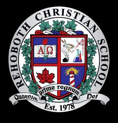 Rehoboth Christian School Crest