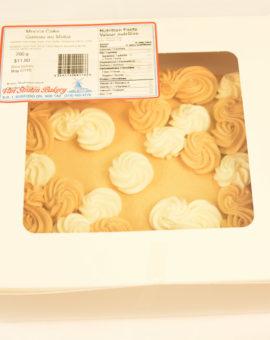 Square Mocca Cake