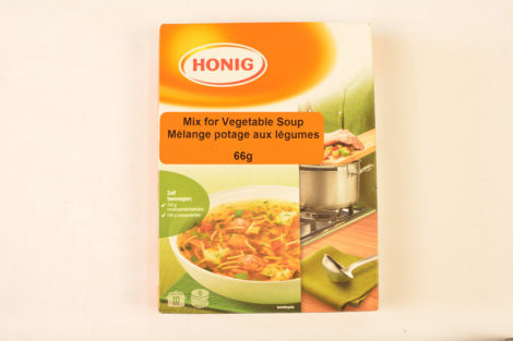 Honig Vegetable Soup Mix