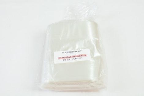 Freezer Bags (S)