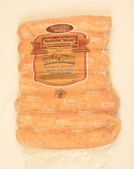 Oktoberfest Sausage (6)